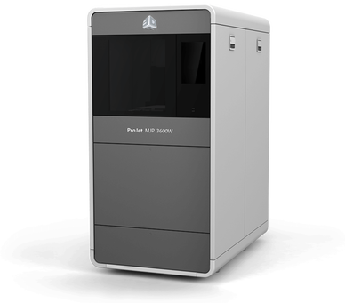 3D Systems MJP 3600W Series 3D Printer